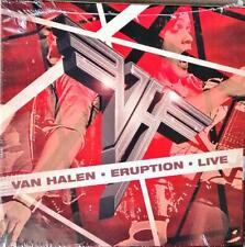 Van Halen Eruption Live Box-Set 6 Cd Sealed