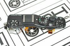 Nikon Coolpix P7000 Top Cover Assembly Shutter Dial Flash Repair Part DH5386