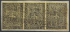 ITALIA-STATI Parma: 1852 5 C Giallo - 2028