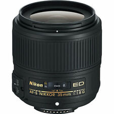 SLR Portrait Camera Lenses 35mm Focal