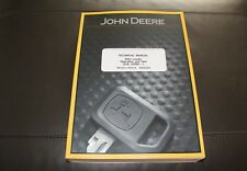 John Deere 244J (S.N. 23290-) Loader Service Operation Test Manual Tm11214