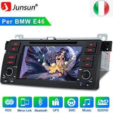 "Per BMW 3er E46 M3 MG ZT 7"" Autoradio Radio Sat GPS Navigation BT DAB+ DVD"