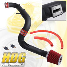 2006-2011 Honda Civic Lx Dx Ex 1.8L L4  High Flow Cold Air Intake + Red Filter