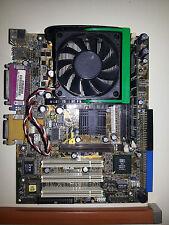 SCHEDA MADRE ASUS P4S333-VM + CPU INTEL PENTIUM 4 + VENTOLA
