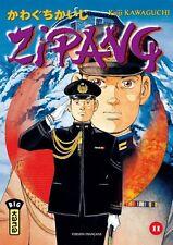 Kaiji Kawaguchi – Zipang tome 11 – Manga