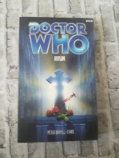 Doctor Who - Asylum. 4th Doctor  NEW book