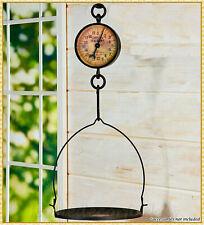 Decorative Hanging Kitchen Scale Vintage Look Antique Farmhouse Rustic Decor