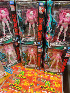 IN HAND! COLLECTOR GRADE! Transformers Earthrise Arcee War for Cybertron Deluxe