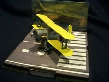 Disney Planes Exclusive  LEAD BOTTOM  Die Cast Vehicle 1:43 With Display Case