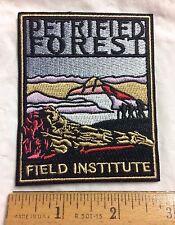 Petrified Forest National Park Field Institute Arizona AZ Souvenir Patch