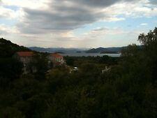Haus in Kroatien, dalmatinische Kueste,Halbinsel Pelješac