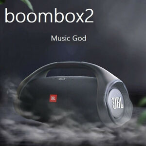 JBL Boombox 2 Waterproof Portable Speaker with Long Lasting Battery