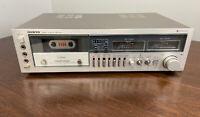 Onkyo TA-2050 Cassette Deck - Direct Drive Capstan. *Needs Repair*