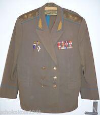 Sowjetunion Uniform eines Generalleutnant der Luftstreitkräfte Paradejacke  Hose