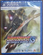 Darius Burst CS - Limited Run #66 - PS Vita NEUF