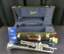 Bach Stradivarius 180S37 Bb Trumpet, Silver, Mint w/h tags and box #PTR11