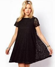 DRESS LACE PLUS SIZE