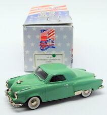 American Classics 1/43 Scale Model AA3 - 1951 Studebaker Commander Coupe - Green