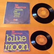 THE ORIGINALS - blue moon / ladies  vinile 45 giri Fantasy 1979