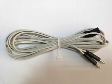 Reusable bipolar forceps cable cord US type electrosurgical