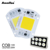10 X 50W LED Floodlight White COB Chip Input Integrated Smart IC Driver LED Chip