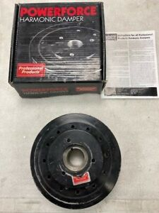 """Professional Products 80004 Powerforce 8"""" Harmonic Damper Big Block Chevy 65-90"""