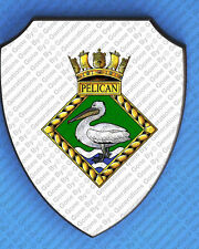 HMS PELICAN WALL SHIELD
