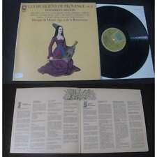 LES MUSICIENS DE PROVENCE - Vol.2 French LP Folk Medieval Arion 1974