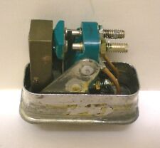 WWII Military Aircraft Impact Switch, PN 139710 to detonate charge in secret eqt