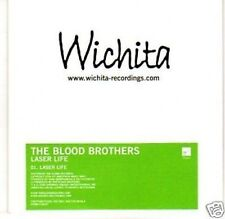 (H573) The Blood Brothers, Laser Life - DJ CD