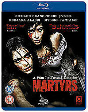 Martyrs [Blu-ray], New, DVD, FREE & FAST Delivery