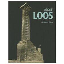 Adolf Loos (Minimum Architecture), , Coppa, Alessandra, Excellent, 2013-10-16,