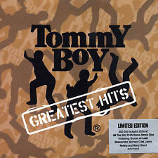 Tommy Boy - Greatest Hits Various Artists - 3CD BRAND NEW AND SEALED