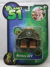 Movie 'Planet 51' Vehicle : 'Military ATV' by Jazwares 2009