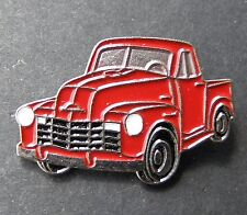 CHEVY PICK UP TRUCK SUV 4X4 CHEVROLET 1947 - 1952 LAPEL PIN BADGE 7/8 INCH