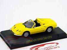 Ferrari Dino 246 GTS Année 1970 jaune 1:43 Ixo Altaya