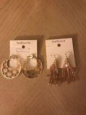 VANHEUSEN Gold Earrings Each One For $5.99