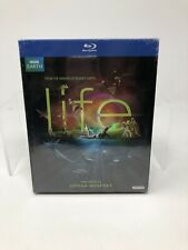 WARNER HOME VIDEO~BBC~LIFE (2009/NARRATED BY OPRAH WINFREY) BLU-RAY~Dvd Set~NEW!
