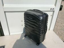 Samsonite Lite-Shock 4-Wheel Spinner 55cm Cabin Suitcase - Black