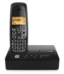 DORO NeoBio Answering Machine + Handset Home Speaker Phone Cordless Wireless NEW