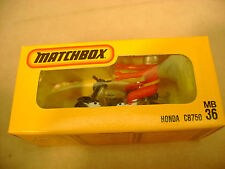 MATCHBOX JAPAN ISSUE MB36 HONDA CB750 MIB
