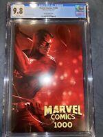 Marvel Comics #1000 Dell' Otto Daredevil Variant CGC 9.8
