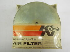 SUZUKI PE175 PE 175 (78-82) K&N AIR FILTER STOCK REPLACEMENT WASHABLE K AND N