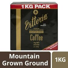 Vittoria Mountain Grown Ground Coffee 1kg