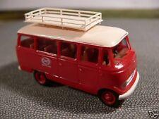 1/87 Brekina MB 319 Bus SFB-Sender Freies Berlin Sondermodell Reinhardt