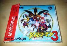 PC Engine Shubibinman 3 Japan CD-Rom complete