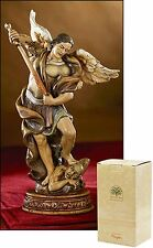 St, Michael Statue 6 Inches NEW (ND129) Giftboxed