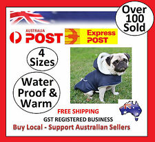 Dog Cat Waterproof Jacket Rain Coat Cute Pet Puppy Clothes Costume Suit Hoody