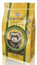 Pet Ferret DELICIOUS Complete Diet Food - 800 Gr - Quiko Sunny Greens