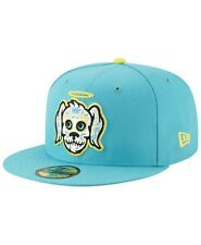 New Era Charleston RiverDogs MILB 5950 Copa de la Diversion Fitted Hat SZ 7 3/8